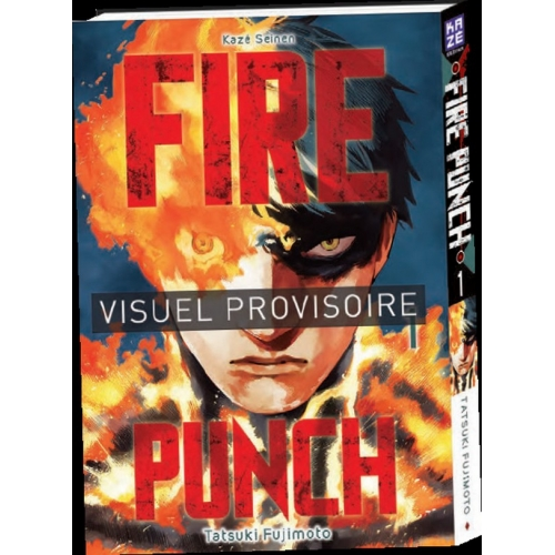 Fire Punch Tome 1 (VF)
