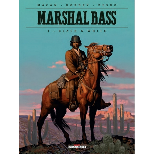Marshall Bass Tome 1 - Black & White (VF)