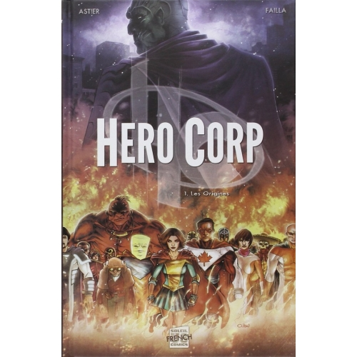Hero Corp Tome 1 (VF)