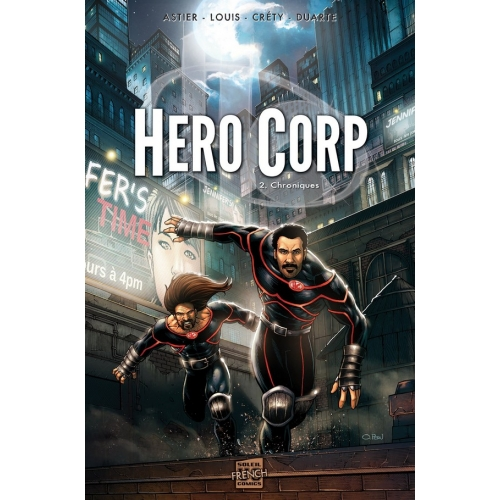 Hero Corp Tome 2 (VF)