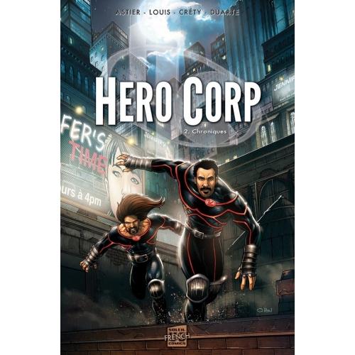 Hero Corp Tome 2 (VF)