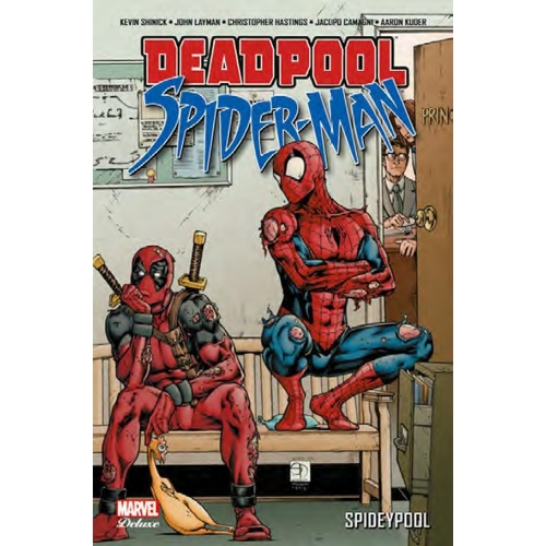 Deadpool / Spider-Man (VF)