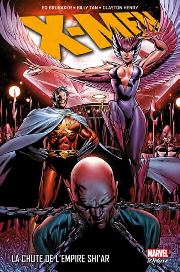 X-men : La Chute de l'Empire Shi'ar (VF)