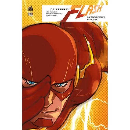 Flash Rebirth Tome 1 (VF)