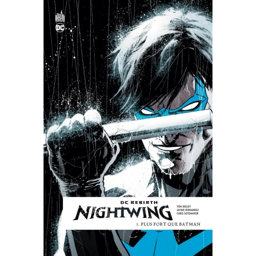 Nightwing Rebirth Tome 1 (VF)