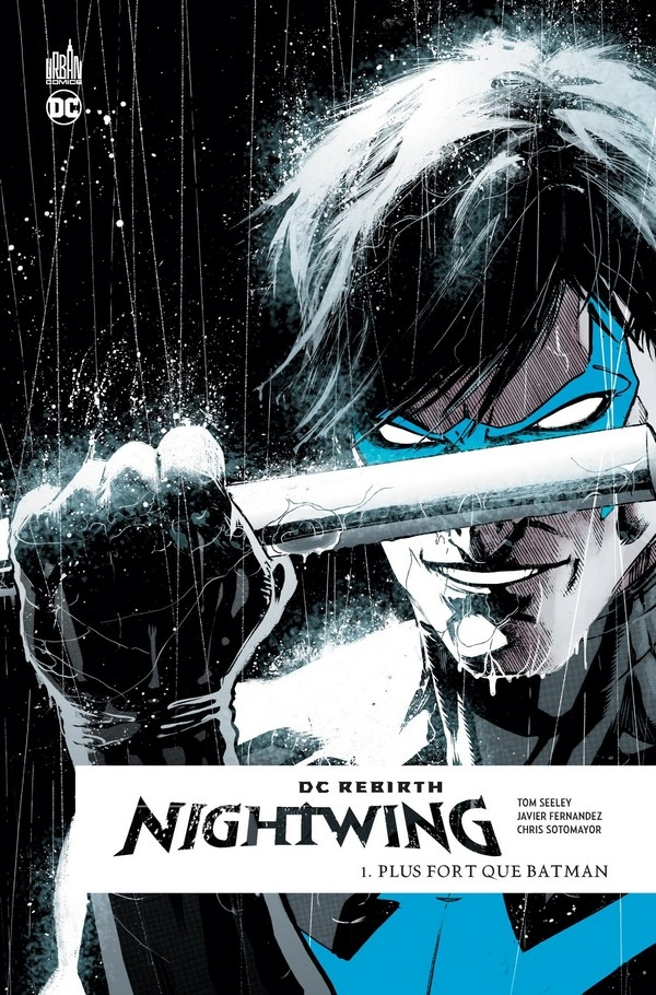 Nightwing Rebirth Tome 1 (VF)
