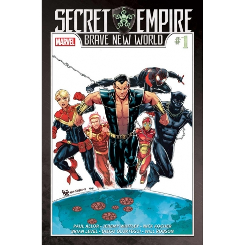 SECRET EMPIRE: BRAVE NEW WORLD 1 (of 5) (VO)