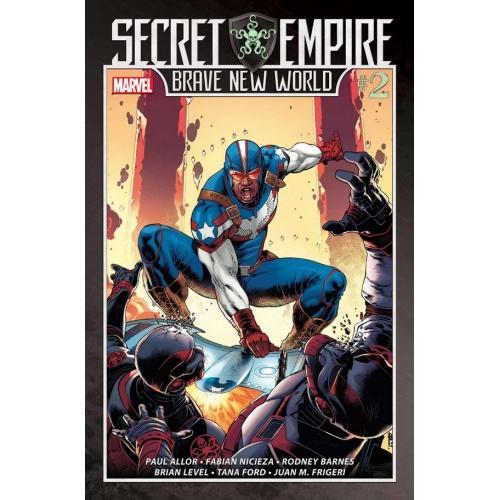 SECRET EMPIRE: BRAVE NEW WORLD 2 (of 5) (VO)