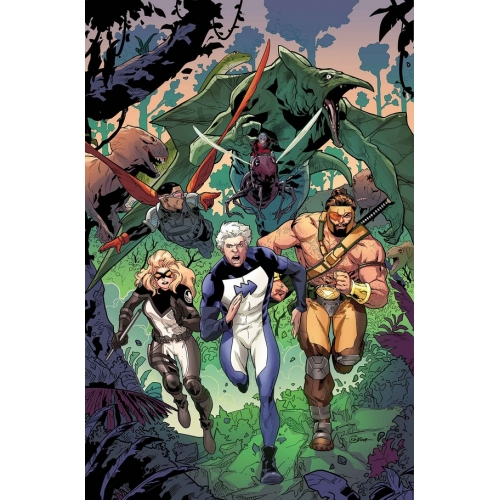 SECRET EMPIRE: UNDERGROUND 1 (VO)