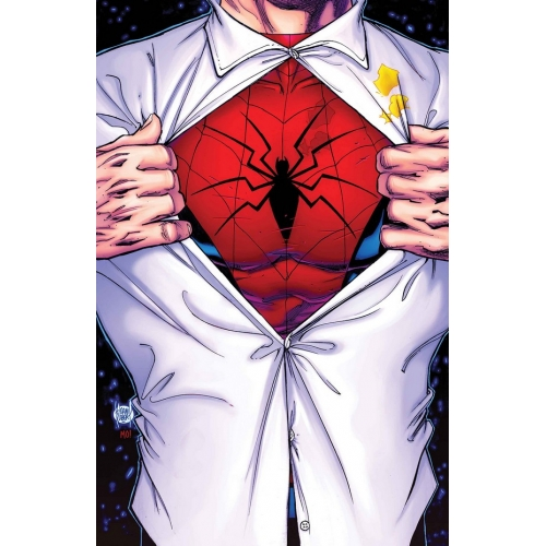 PETER PARKER THE SPECTACULAR SPIDER-MAN 1 (VO)