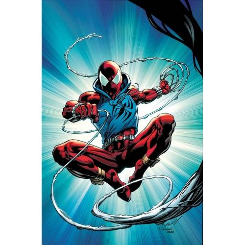 Ben Reilly Scarlet Spider 3 (VO)