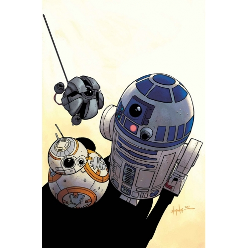 Star Wars: Droids Unplugged 1 (VO)