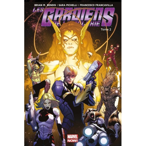 Les Gardiens de la galaxie Marvel Now Tome 2 (VF)