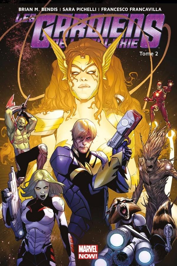 Les Gardiens de la galaxie Marvel Now Tome 2 (VF)