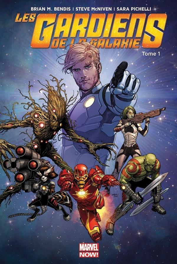 Les Gardiens de la galaxie Marvel Now Tome 1 (VF)