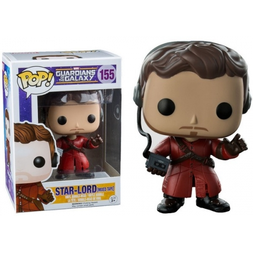Funko Pop Guardians of The Galaxy Star-Lord Mixed Tape