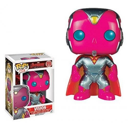 Funko Avengers Age of Ultron Vision Metallic Paints