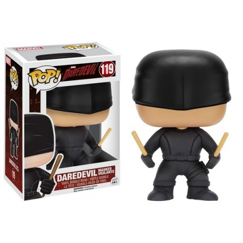 Funko Pop Daredevil TV Masked Vigilante