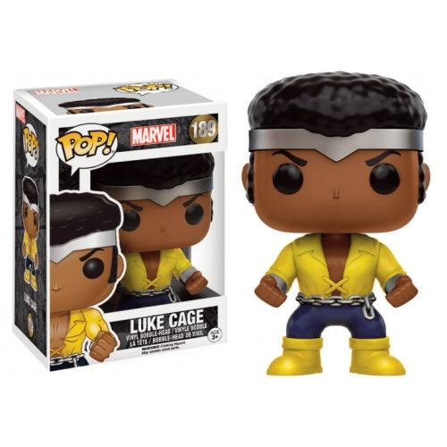 Funko Pop Luke Cage Power Man Exclu