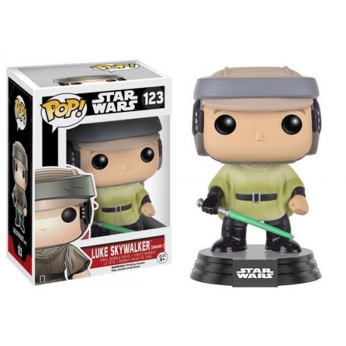 Funko Pop Star Wars Endor Luke Skywalker Bobblehead