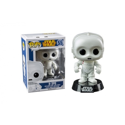 Funko Pop Star Wars K3-PO Exclu