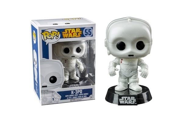 Funko Pop Star Wars K3-PO Exclu