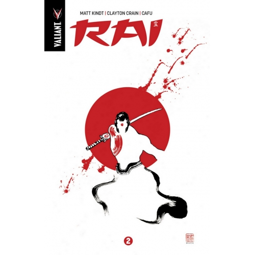 RAI Intégrale Tome 2 Édition Collector Exclusive Original Comics 200ex (VF)