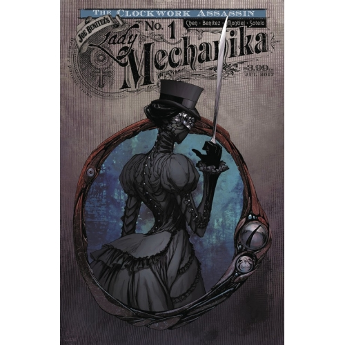 Lady Mechanika The Clockwork Assassin 1 of 3 (VO)