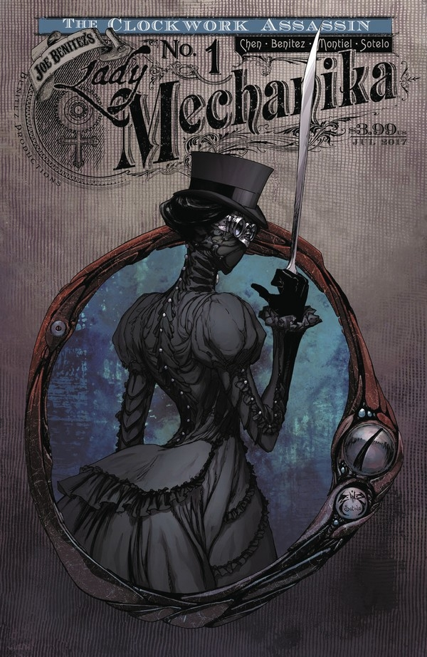 Lady Mechanika The lost boys of West Abbey 1 (of 2)
