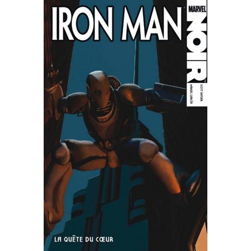 IRON MAN NOIR T01: la quête du coeur (VF)