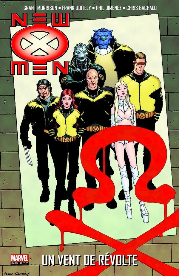 New X-Men Tome 3 Planète X (VF)