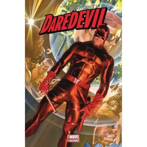 Daredevil All New Marvel Now Tome 1 (VF)