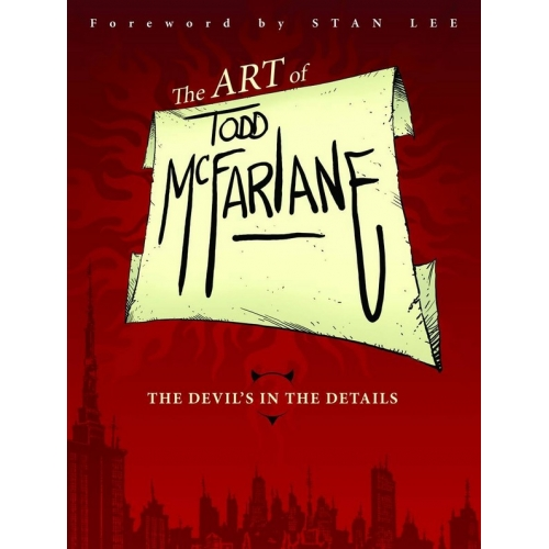 The Art of Todd McFarlane: The Devil's in the Details TP 5 (VO)