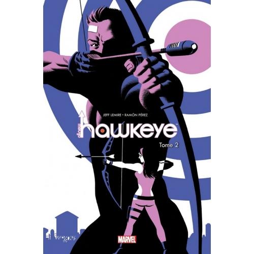 All New Hawkeye Tome 2 (VF)