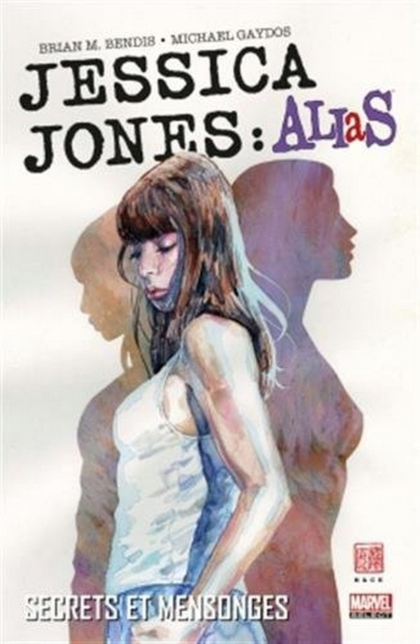 Jessica Jones Alias Tome 1 (VF)