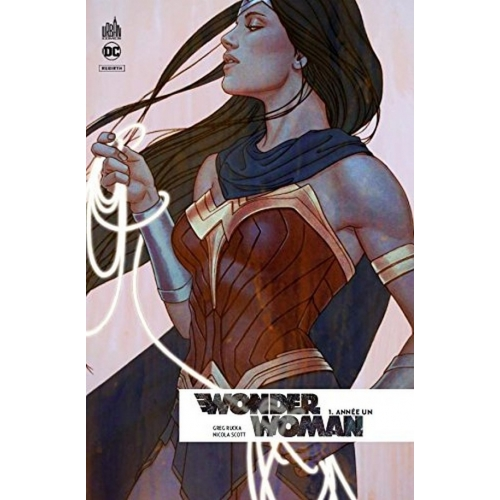 Wonder Woman Rebirth Tome 1 (VF)