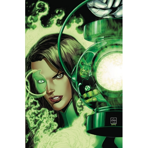 Green Lanterns TP VOl.1 Rage Planet (VO)