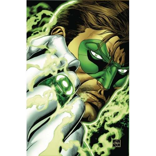 Hal Jordan and the Green Lanterns TP VOl.1 Sinestros War (VO)