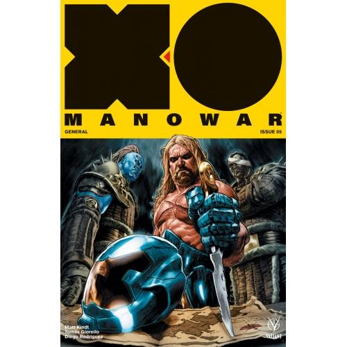X-O Manowar 5 (VO)