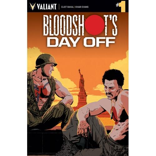BLOODSHOT'S DAY OFF 1 (VO)