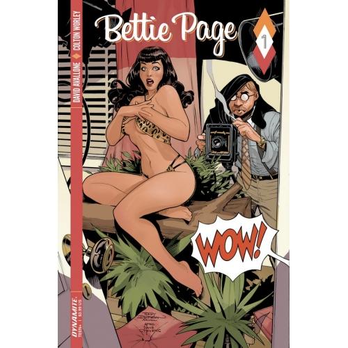 Bettie Page 1 (VO)