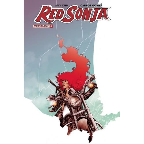 Red Sonja 7 (VO)
