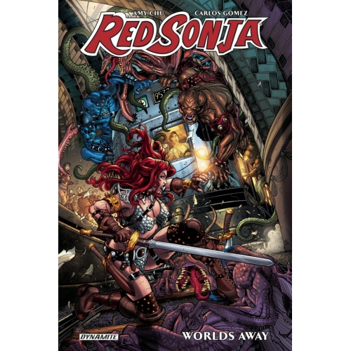 RED SONJA: WORLDS AWAY VOLUME 1TP (VO)