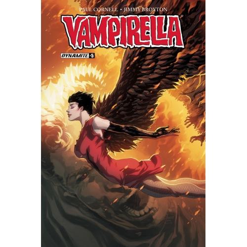 Vampirella 5 Philip Tan Cover (VO)