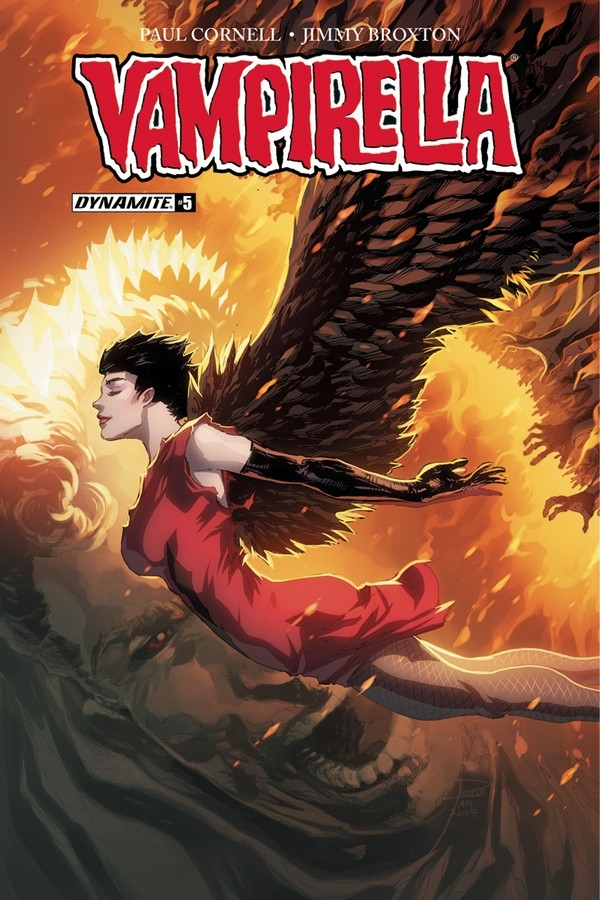 Vampirella 5 Philip Tan Cover (VO)