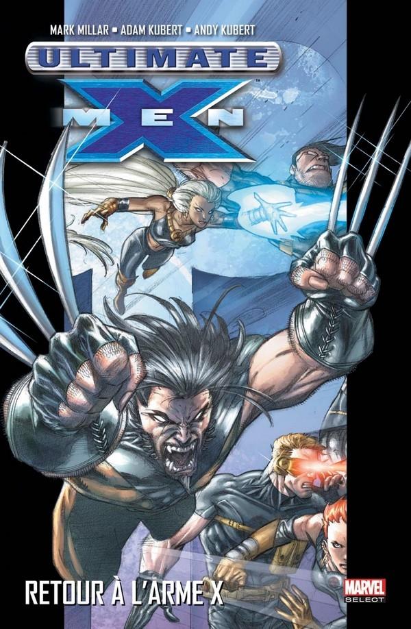 Ultimate X-Men Tome 1 (VF)