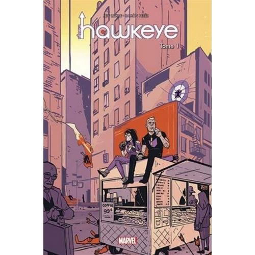 All-New Hawkeye Tome 1 (VF)