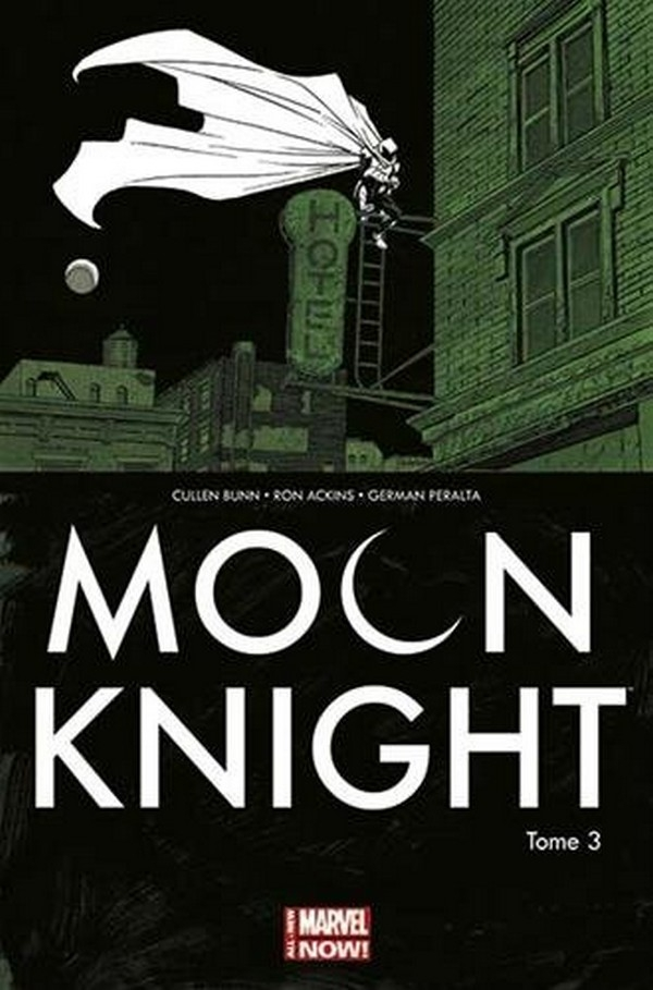 Moon Knight All-New Marvel Now Tome 3 (VF)