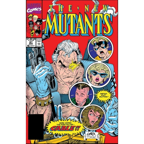 Cable and New Mutants (VO)