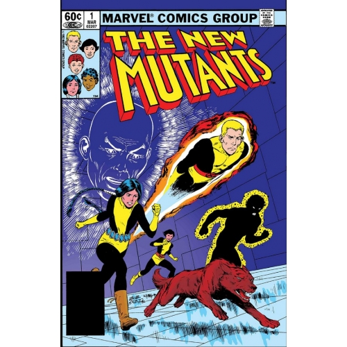 New Mutants 1 (VO)